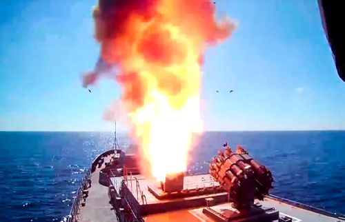 The current Kalibr cruise missile has been used by the Russian navy against targets in Syria.