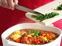 Winter comfort: Casserole and stew essentials