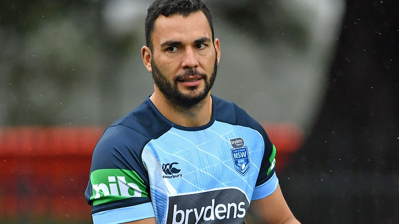 NSW Blues coach Brad Fittler picks Matt Prior over Ryan James for State of Origin II