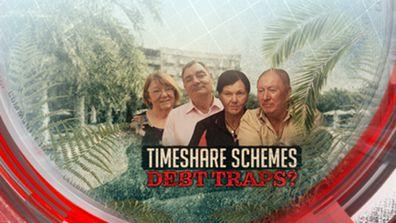 Timeshare schemes