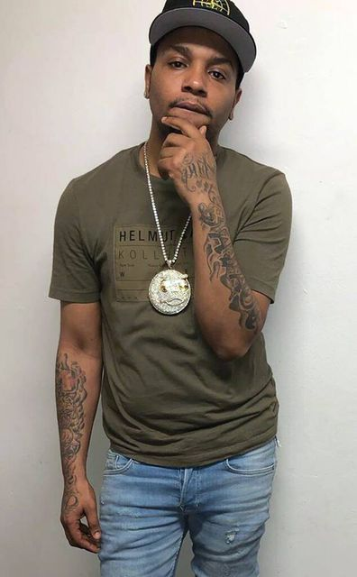 Rapper Tray Savage