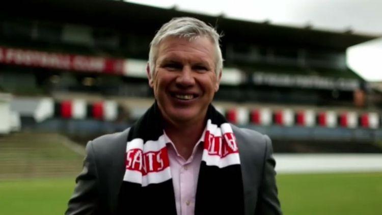 Danny Frawley funeral: AFL community farewell St Kilda great