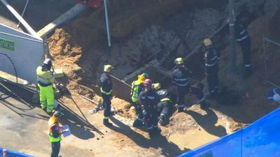 Plumber killed on Perth construction site 'a top bloke'