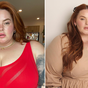 Model Tess Holliday reveals she has an eating disorder