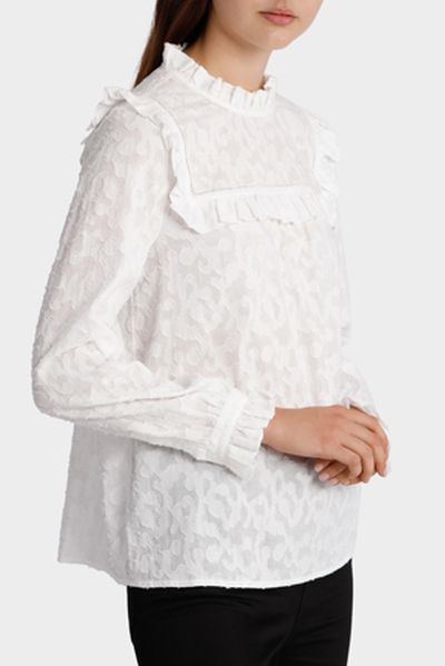 """Piper jacquard top $62.97 at <a href=""""https://www.myer.com.au/shop/mystore/514099180"""" target=""""_blank"""" draggable=""""false"""">Myer </a>(on sale)<br>"""
