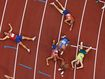 Price of greatness: Exhausted decathletes topple after final 1500m