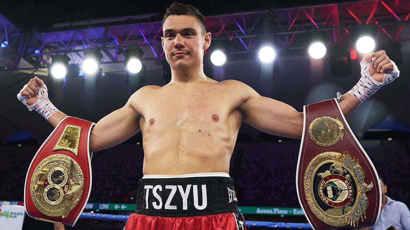EXCLUSIVE: Tim Tszyu only famous due to name and must fight me, Michael Zerafa says