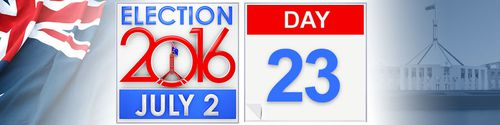 Election 2016: Day 23 of the campaign