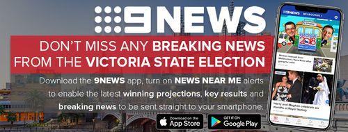 9News App alerts