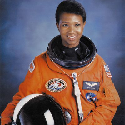 First African-American woman to travel to space