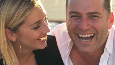 Karl Stefanovic, Jasmine Yarbrough welcome arrival of baby girl