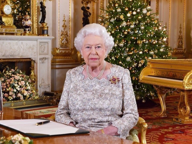 The Queen's Christmas speech upset some with this little detail