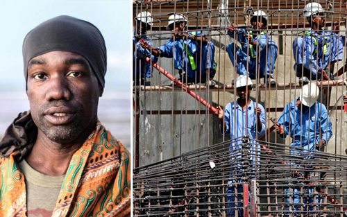 Lionel Lombard tried to sue Emaar, the builder of the Burj Khalifa, on grounds of alleged racial discrimination, harassment, wrongful imprisonment and torture. Lombard said he was thrown in a Dubai prison after raising concerns for the health and safety of Emaar's construction workers. (Facebook / AAP)