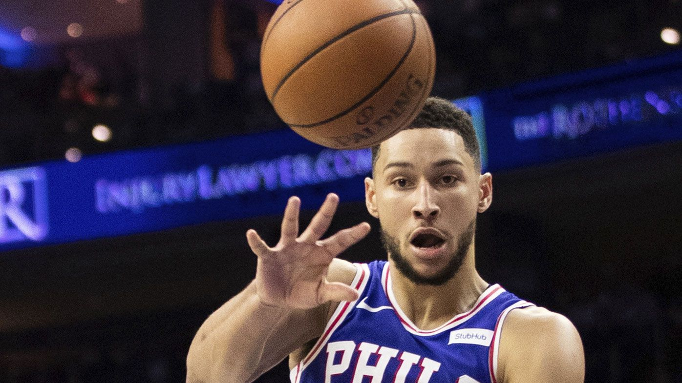 Ben Simmons to miss three NBA games