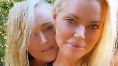 Sophie Monk and Jackie O Henderson