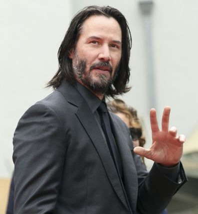 Woman convinced her mum Keanu Reeves was her boyfriend