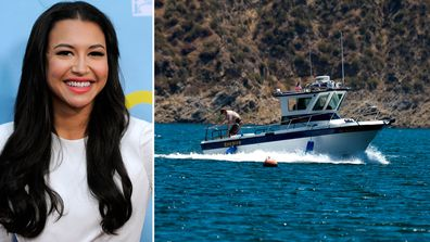 Naya Rivera's body was found in a lake in Southern California.