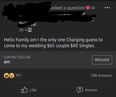 Reddit, bridezilla