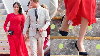 9Honey Royal hacks: How the Queen, Kate and Meghan avoid wardrobe malfunctions