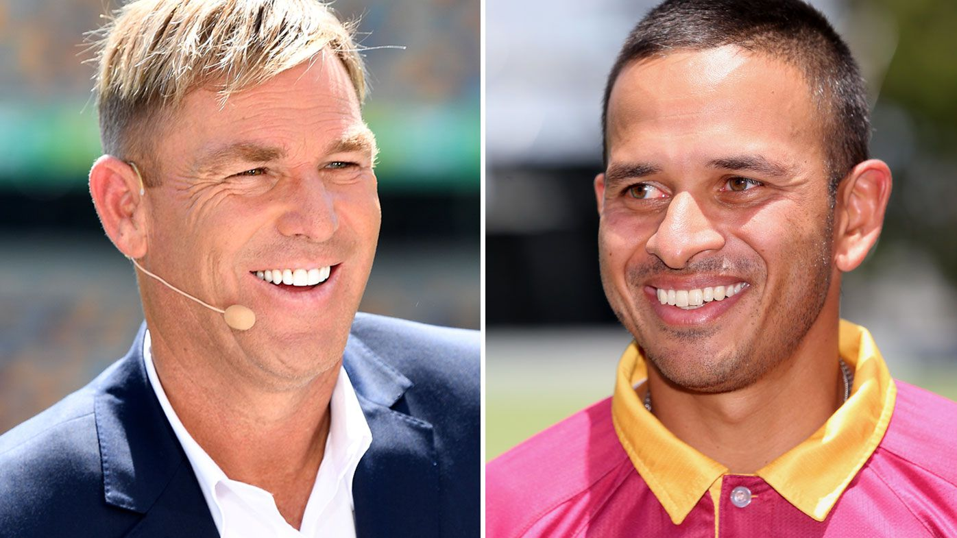 'Either get it or you don't': Usman Khawaja fires back at Shane Warne criticism
