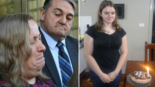 Leesa and Ronny Topic  have been put through 'hell' since the death of their daughter. Picture: AAP