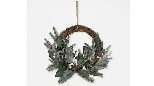 Kmart has pulled the Half Wicker Wreath with Berries from its shelves in Australia and New Zealand