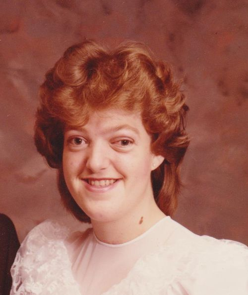 Ms Woolsey at her debutante ball.