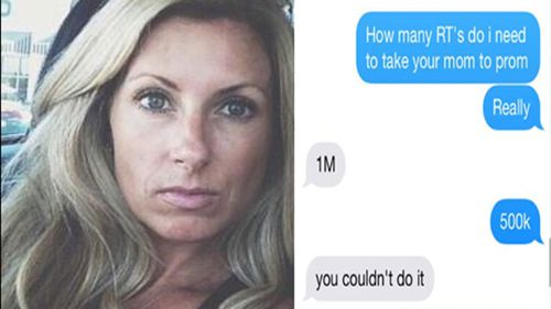 Boy forced to quit internet crusade to date friend's 'hot' mum