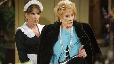 Kate Linder Jeanne Cooper The Young and the Restless