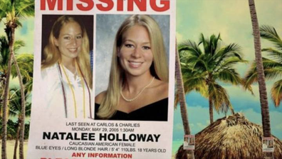 Natalee Ann Holloway's mysterious disappearance made international news