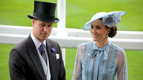 Prince William & Kate Middleton ''Saddened'' After Convoy Hits Woman