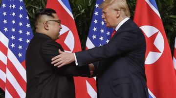 Every moment you may have missed from historic summit