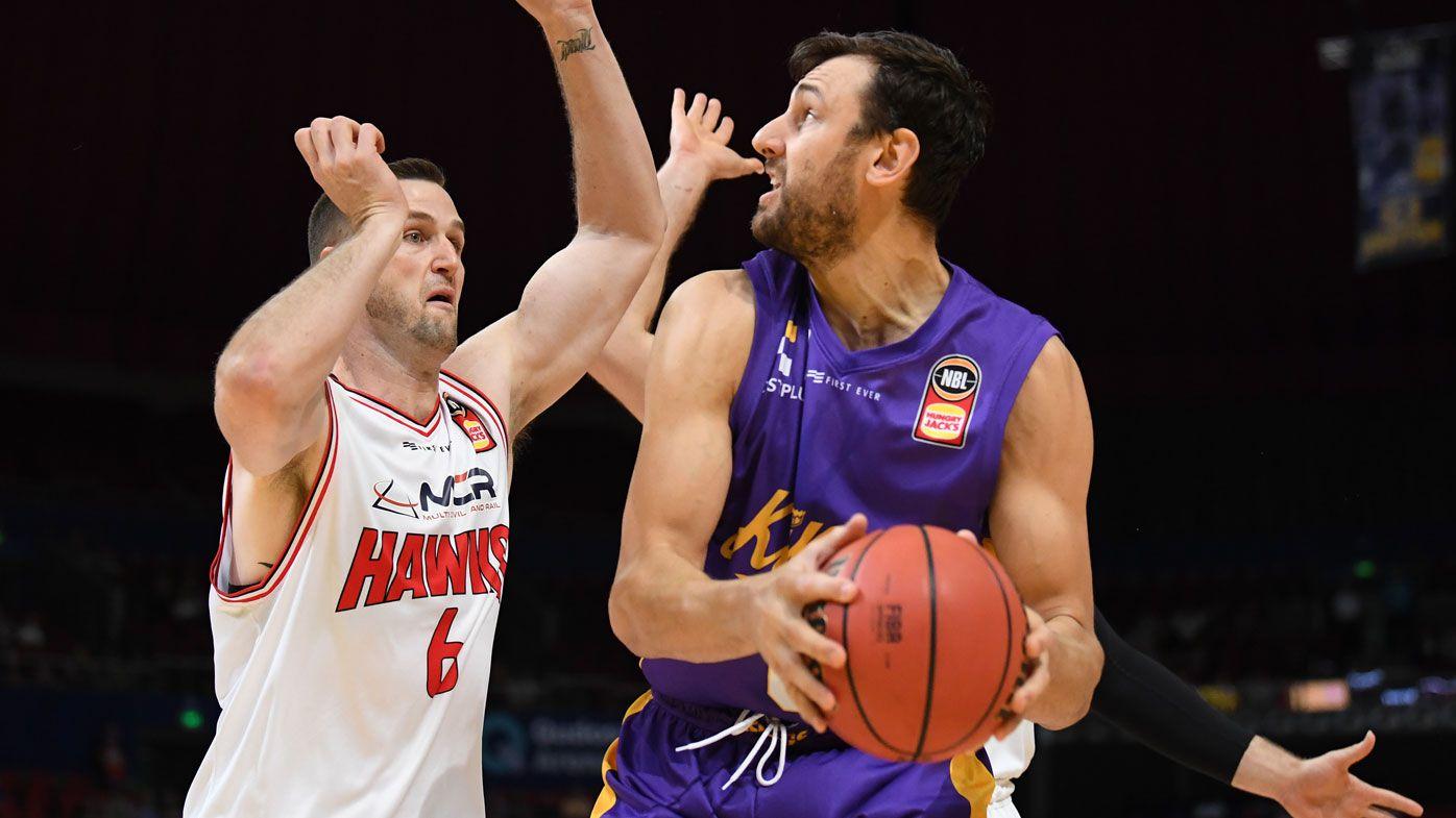Bogut stars as Kings reign over Hawks