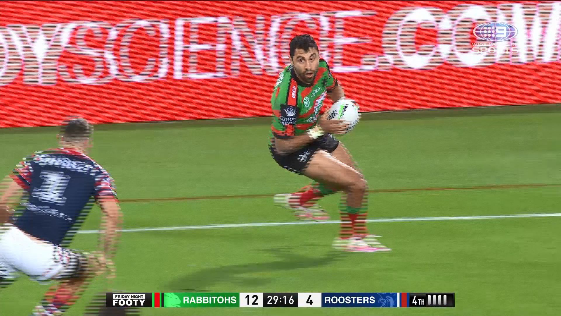 Emerging stars Bayley Sironen,Stephen Marsters extend deals with Rabbitohs