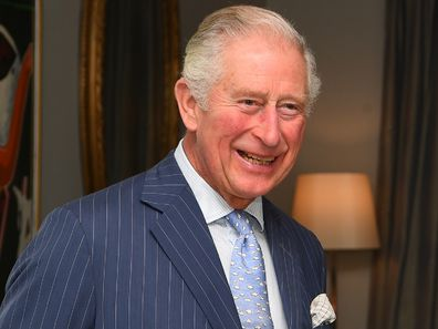 Prince Charles in New Zealand on November 19, 2019.