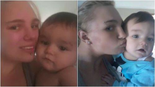 Baby boy Harro Dean died of internal bleeding. (9NEWS)