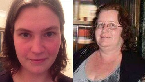 Jemma Lilley (left) and Trudi Lenon (right) were found guilty of murdering Aaron Pajich.