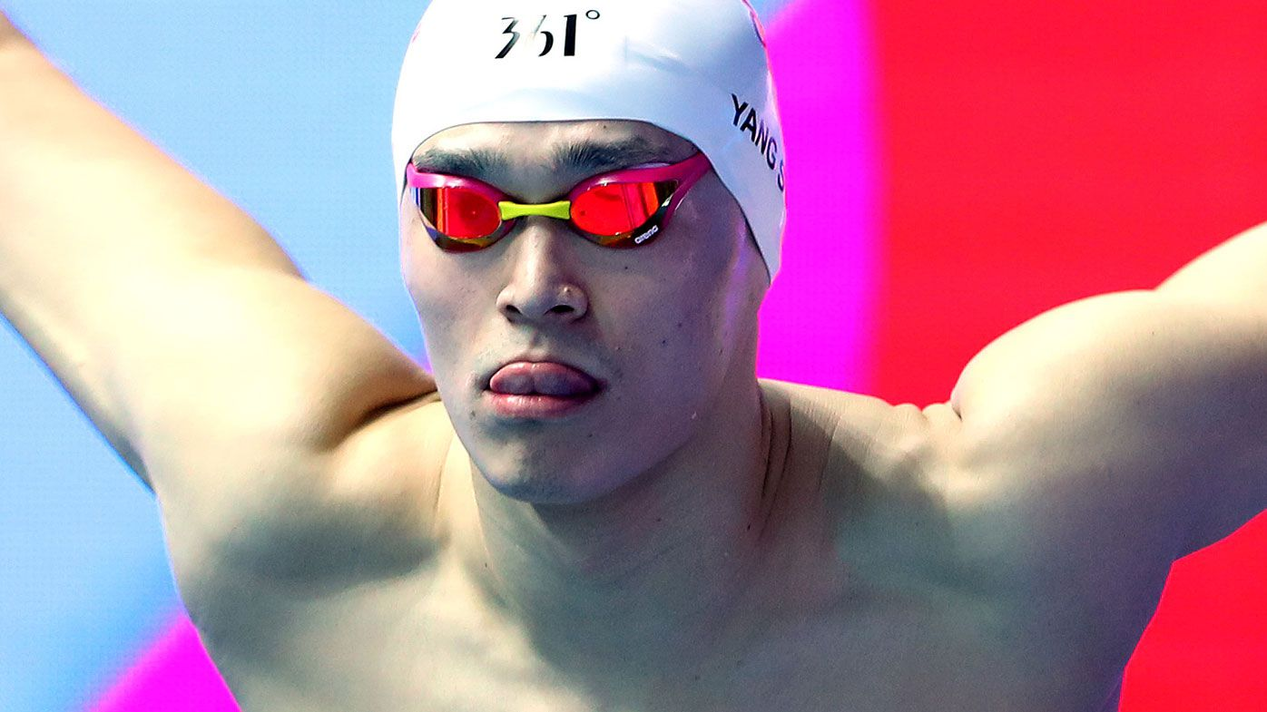 Sun Yang's Australian coach lashes 'hypocritical' Aussie swimmers after protests