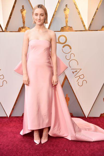 Actress Saoirse Ronan
