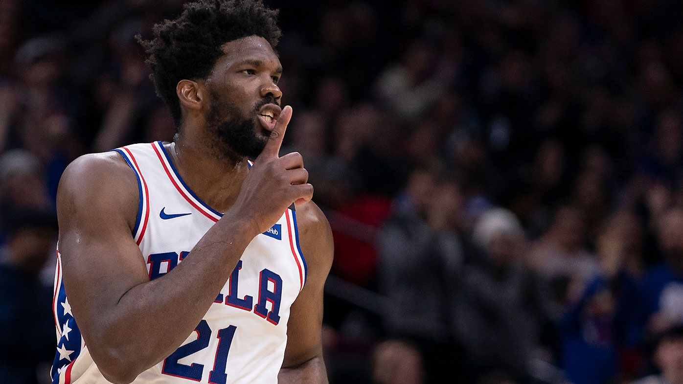 Philadelphia 76ers star Joel Embiid sparks rumours of potential Ben Simmons break-up with cryptic Instagram post