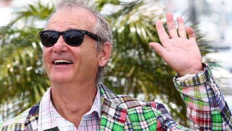Bill Murray announces party-crashing tour of the US
