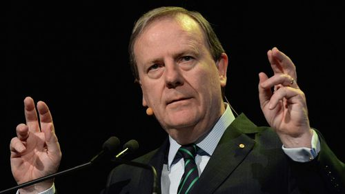 Rudd says Costello job was act of grace