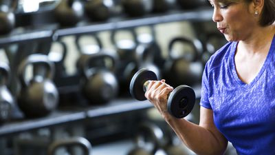 So you want to build strength? Here's how to start resistance training
