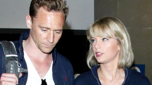 Wiles also took aim at Swift's new relationship with actor Tom Hiddleston.