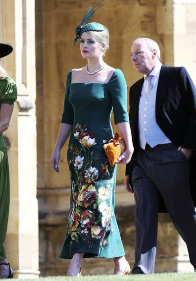 Princess Diana's niece dating 60-year-old millionaire