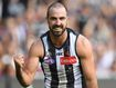 Collingwood whack woeful Bombers in front of 91,000 fans