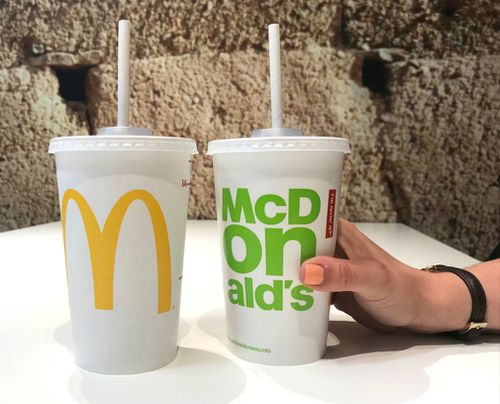 McDonald's to switch to paper straws in UK
