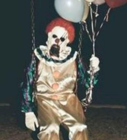 The Clown Purge Sydney group is threatening to target home at Halloween next week.