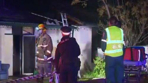 Elderly man dies in Adelaide house fire