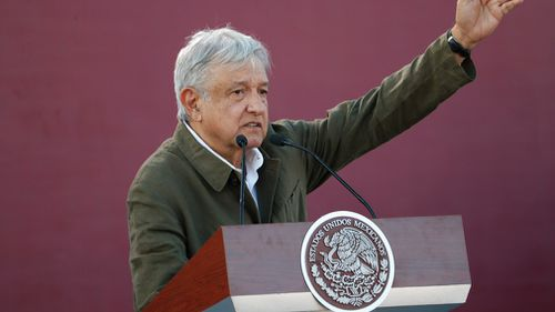 Mexico's president Andrés Manuel López Obrador pushed ahead with the Maya Tran project despite knowing it ran through multiple indigenous sites.